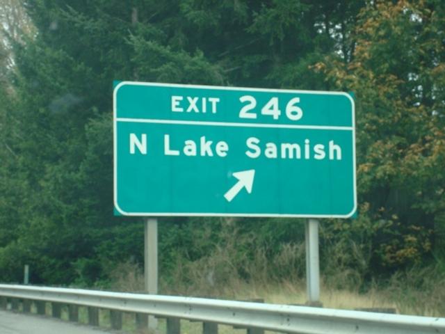 samish exit