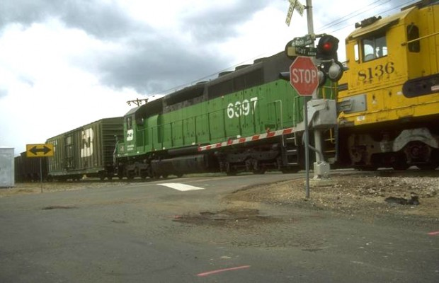 Oil train derails in Seattle rail yard; no spill