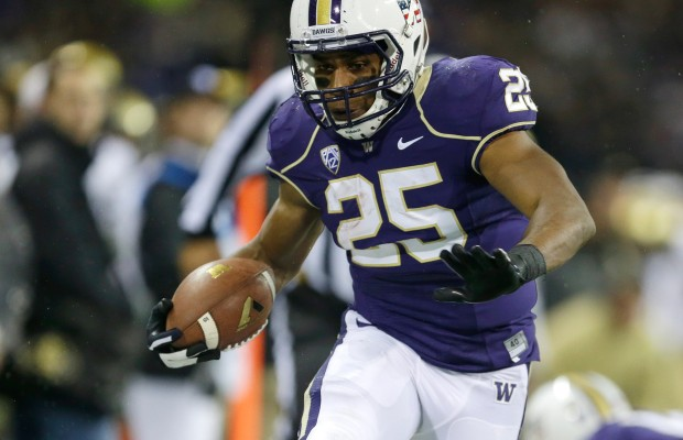 Washington's Sankey plans to enter NFL draft
