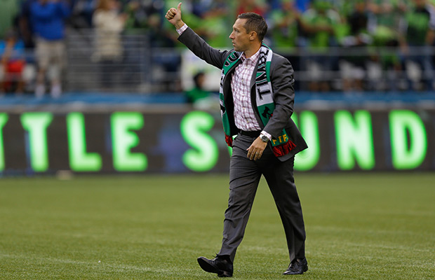 Johnson, Nagbe lift Timbers past sounders