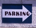 generic parking sign