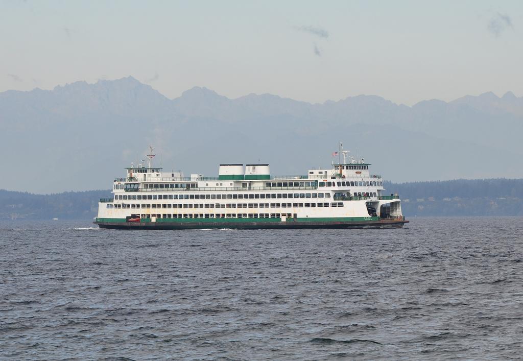 hyak ferry