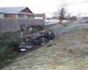 rollover crash