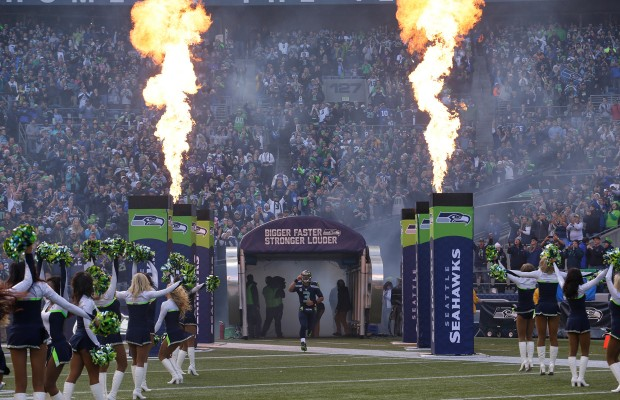 Seismometers to monitor Seahawks-Saints game