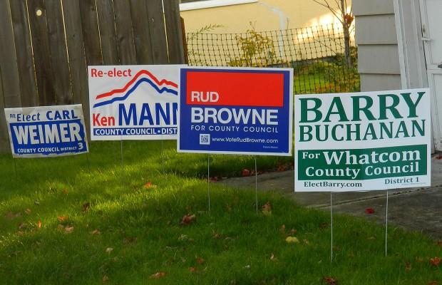 County favors progressive council