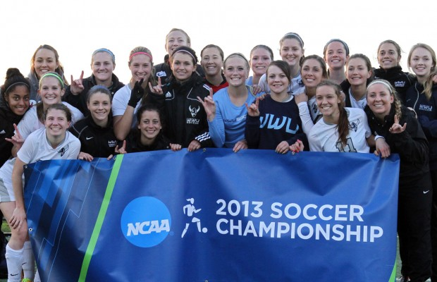 WWU's Maris named second-team NSCAA/NCAA II All-American