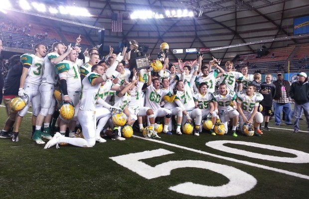 Lynden wins 2A State Championship