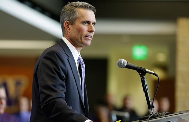 Petersen says it was time to challenge himself