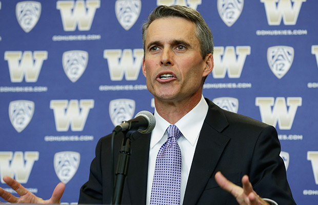 Petersen opts for continuity on Washington staff