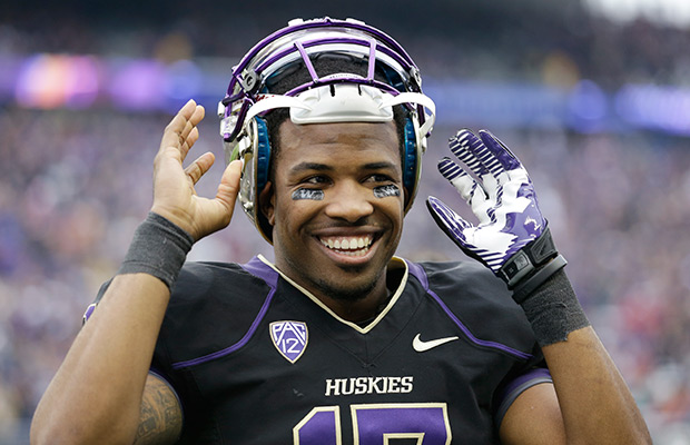 Keith Price shines in UW Pro Day