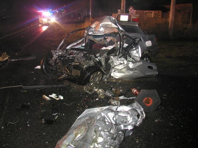 Driver in fatal NYE crash not drunk