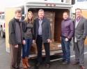 Snapper Shuler Kenner Insurance donates hundreds of turkeys
