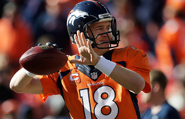 Manning earns 5th NFL MVP and 2nd NFL Offensive Player of the Year