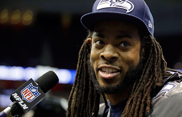 Report: Seahawks, Sherman close to contract extension?