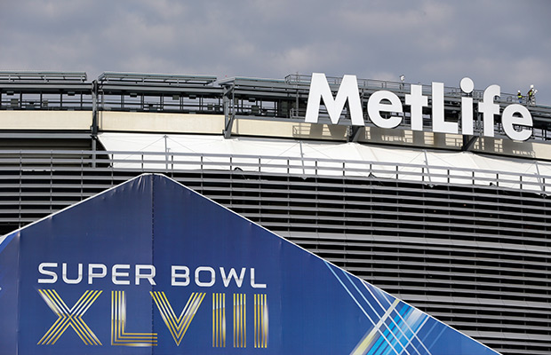 FBI: Powder near Super Bowl appears harmless