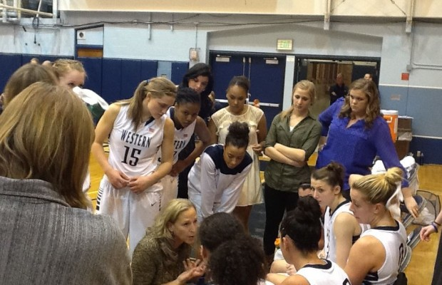 Western women is No. 6 seed at West Regional