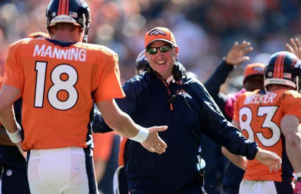 John Fox says Broncos ready for Sunday