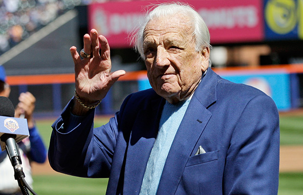 Hall of Famer Ralph Kiner dies