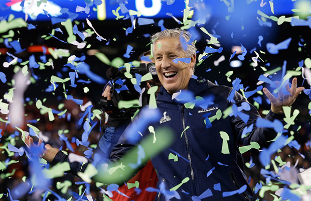 Quiet Seahawks  homecoming; parade Wednesday
