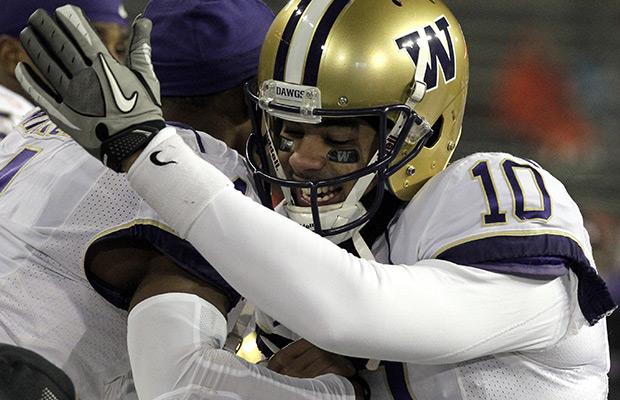 Attorney: Washington QB Miles won't be charged