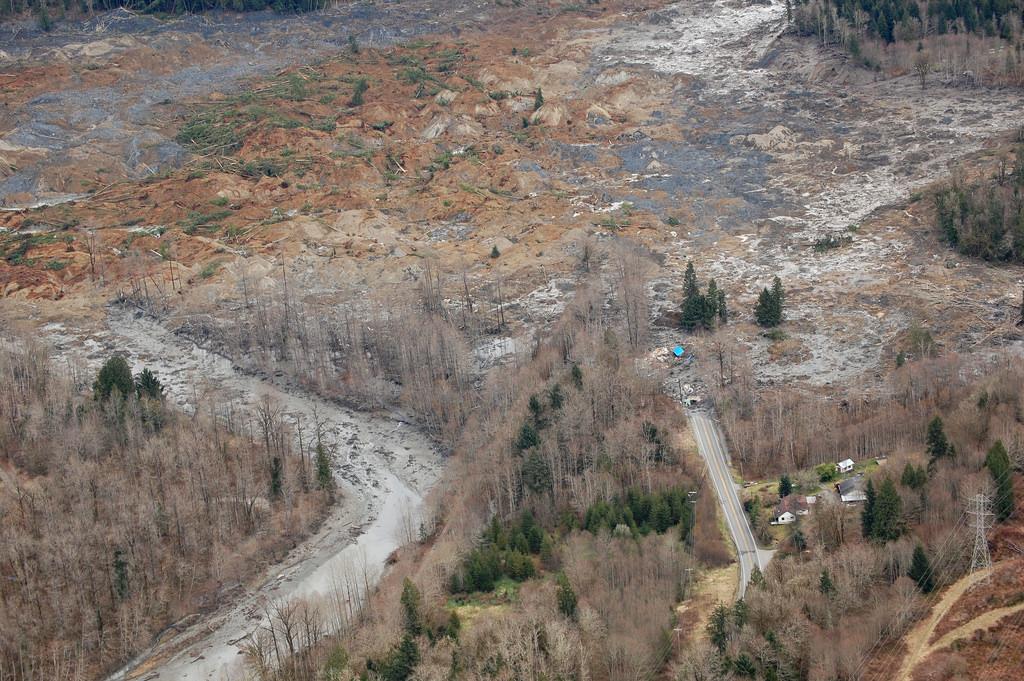 FEMA leaving mudslide site
