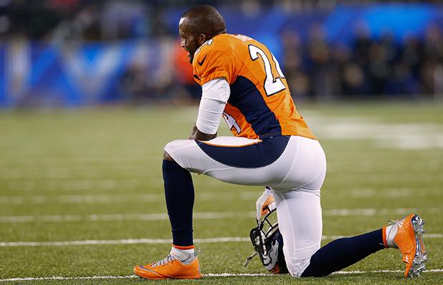 Broncos release CB Champ Bailey