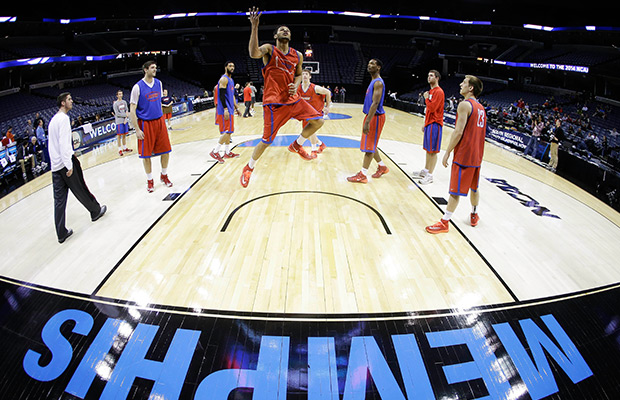 11-seed Dayton soars into Elite Eight