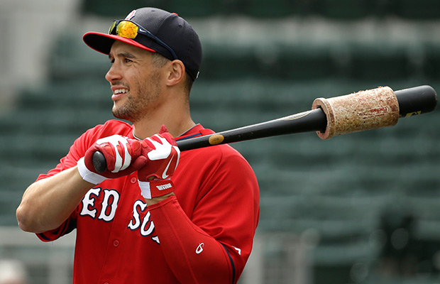 Healthy, OF Grady Sizemore returns to Cleveland