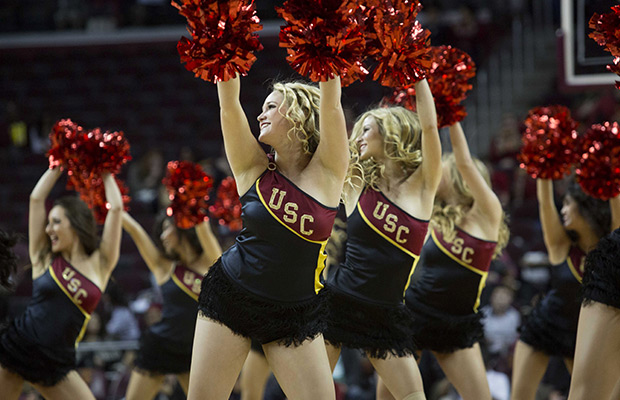 USC runs past Washington State 79-68
