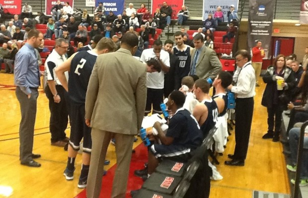 WWU men lose to SPU in GNAC Tournament championship