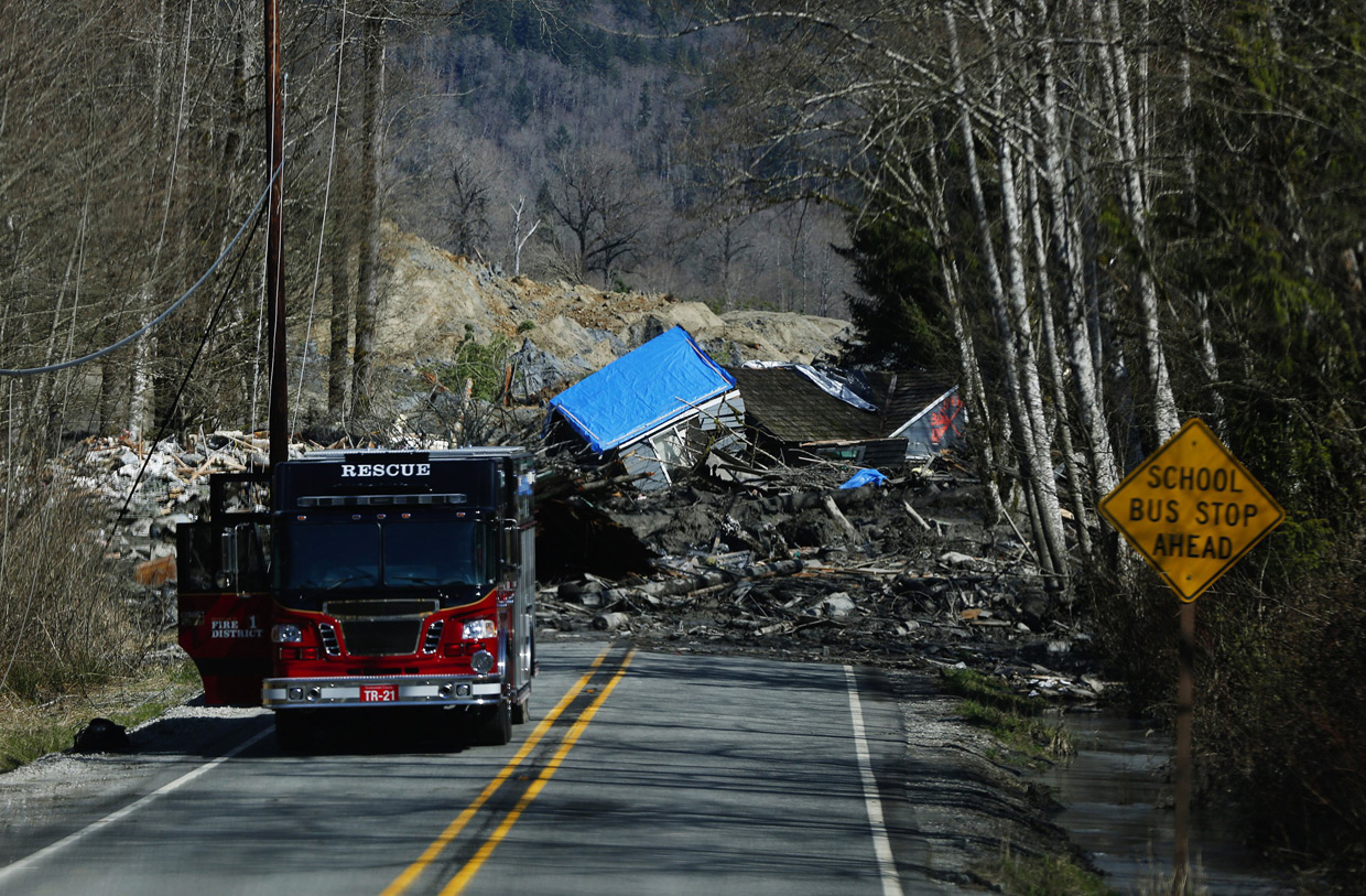 Scientists to release finding in deadly Oso slide
