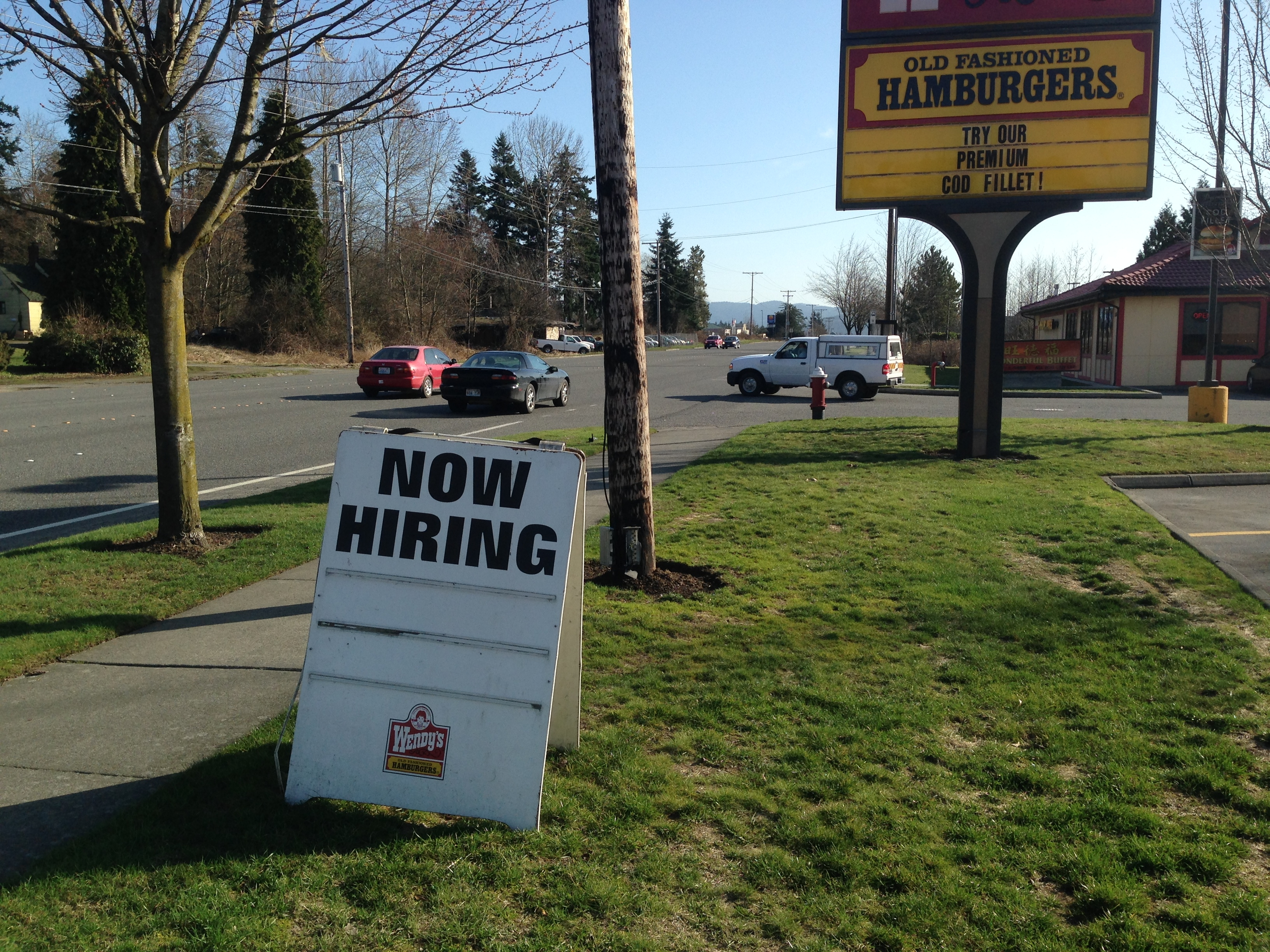 County adds jobs with fewer unemployed