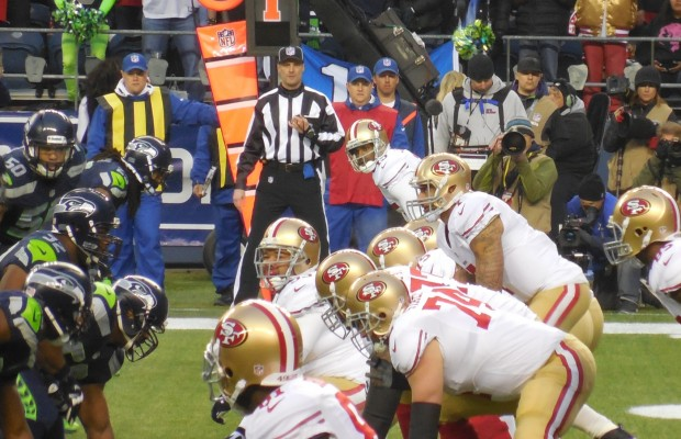 49ers fan sues NFL for $50M over playoff tickets