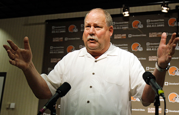 Mike Holmgren says he should have coached the Browns