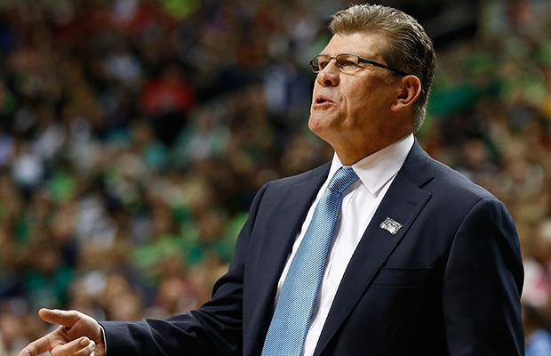 UConn routs Notre Dame 79-58, wins 9th title