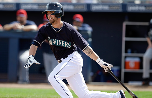 Mariners recall Nick Franklin from AAA Tacoma