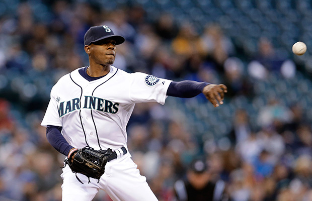 Mariner recall Roenis Elias from AAA Tacoma