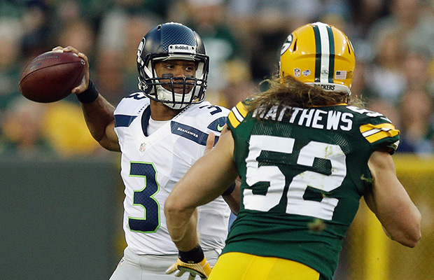 Green Bay vs. Seattle will cost you