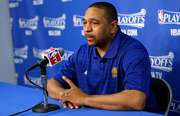 Warriors fire coach Mark Jackson