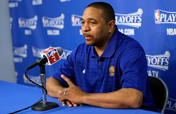 Warriors fire coach Mark Jackson
