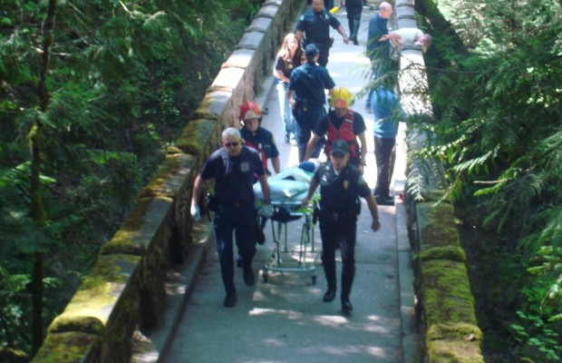 Young boy dies after falling into Whatcom Falls