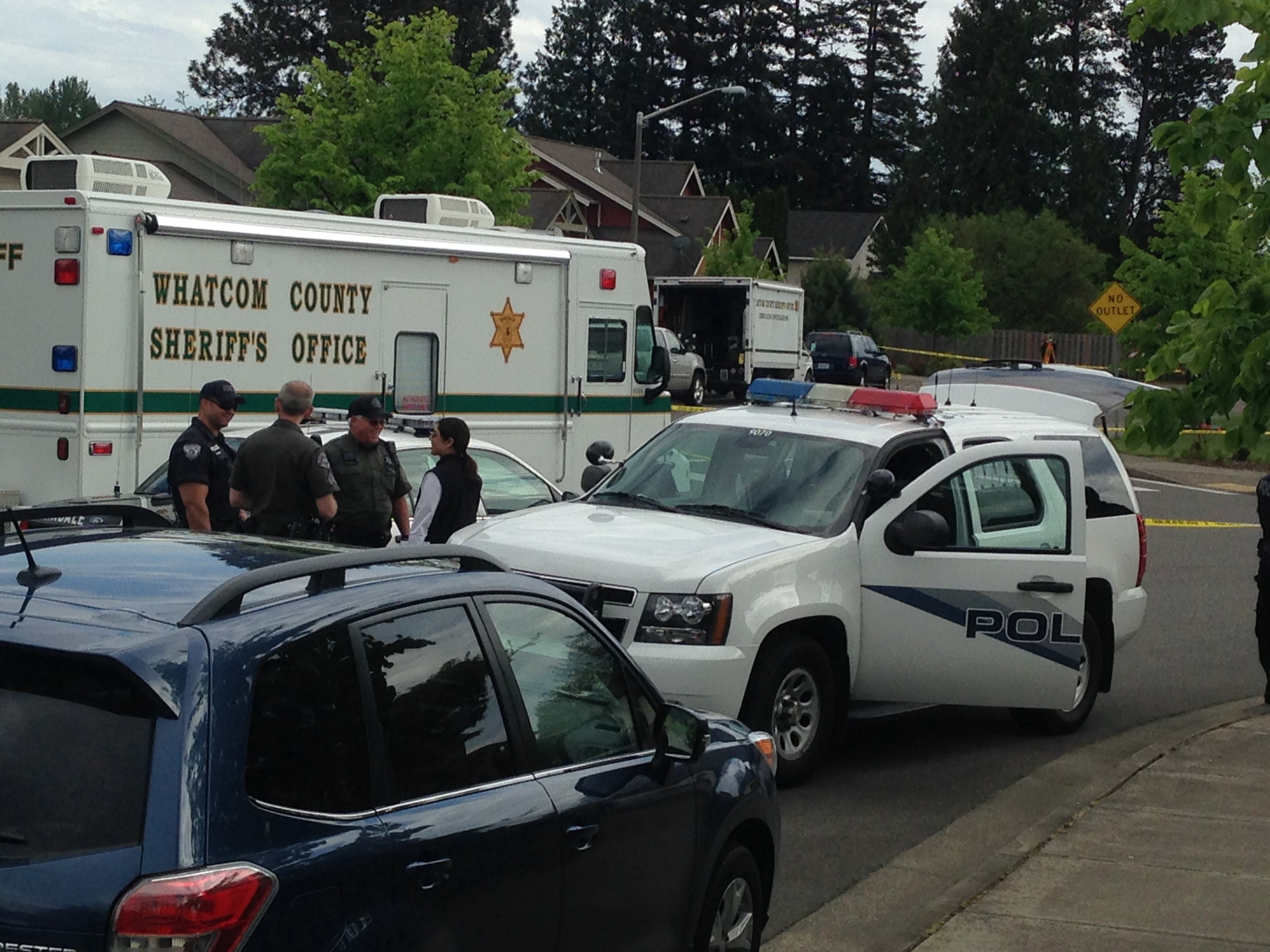 Attacker's girlfriend arrested in Ferndale stabbing