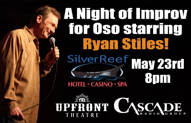 A Night of Improv for Oso, starring Ryan Stiles!