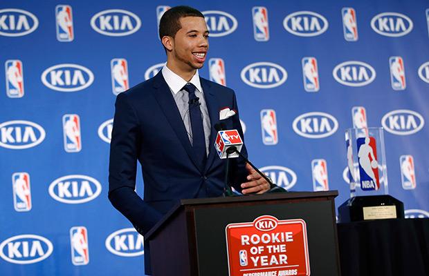 NBA All-Rookie team announced