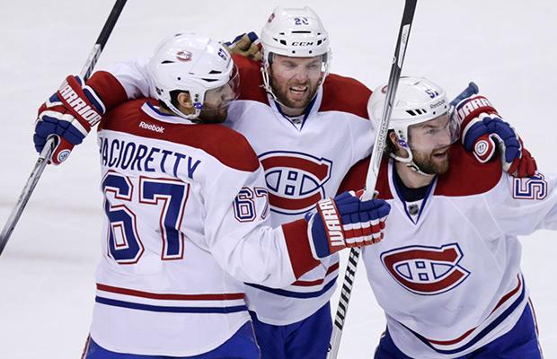 Galchenyuk nets OT goal, Canadiens beat Rangers