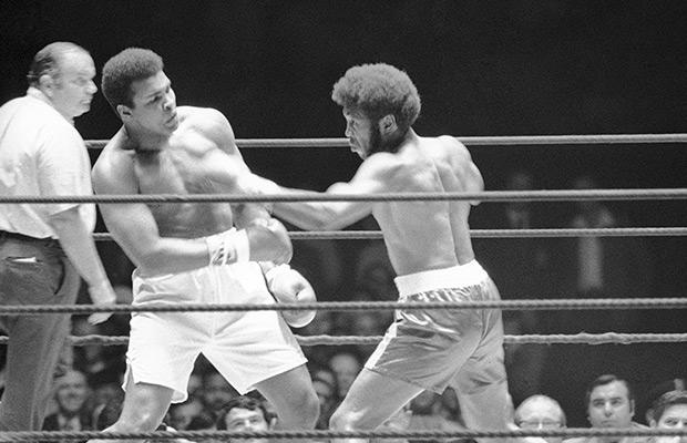 Ex-boxing champion Jimmy Ellis dies