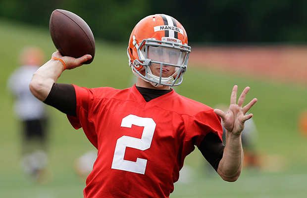 Manziel gets paid, agrees to contract with Browns
