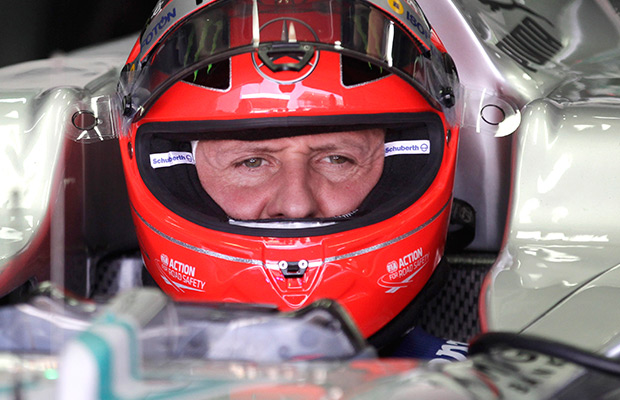 F1 legend Schumacher released from hospital