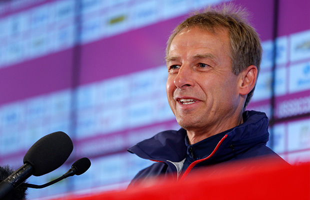 Klinsmann: Unrealistic for US to expect title