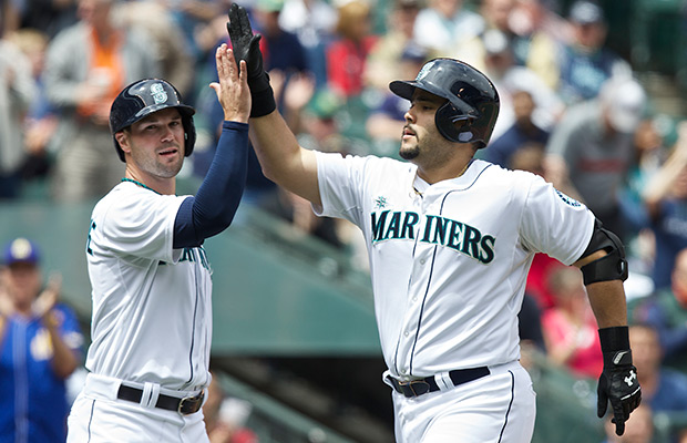 Cano, Montero go deep in Mariners' 6-1 win